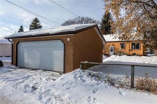 Photo 20: 164 Clare Avenue in Winnipeg: Riverview Residential for sale (1A)  : MLS®# 1902970
