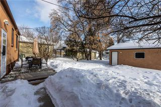 Photo 19: 164 Clare Avenue in Winnipeg: Riverview Residential for sale (1A)  : MLS®# 1902970
