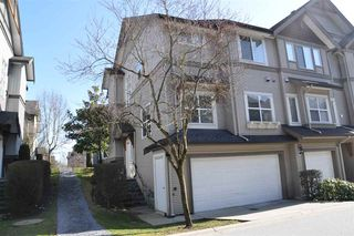 """Main Photo: 12 1055 RIVERWOOD Gate in Port Coquitlam: Riverwood Townhouse for sale in """"MOUNTAIN VIEW ESTATES"""" : MLS®# R2350239"""