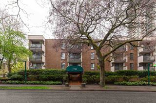 """Photo 1: 307 1718 NELSON Street in Vancouver: West End VW Condo for sale in """"REGENCY TERRACE"""" (Vancouver West)  : MLS®# R2360835"""