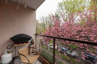 """Photo 16: 307 1718 NELSON Street in Vancouver: West End VW Condo for sale in """"REGENCY TERRACE"""" (Vancouver West)  : MLS®# R2360835"""