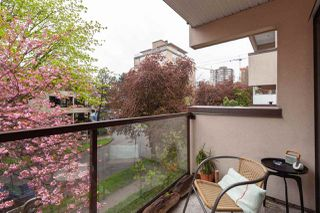 """Photo 15: 307 1718 NELSON Street in Vancouver: West End VW Condo for sale in """"REGENCY TERRACE"""" (Vancouver West)  : MLS®# R2360835"""