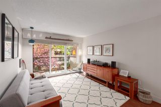 """Photo 2: 307 1718 NELSON Street in Vancouver: West End VW Condo for sale in """"REGENCY TERRACE"""" (Vancouver West)  : MLS®# R2360835"""