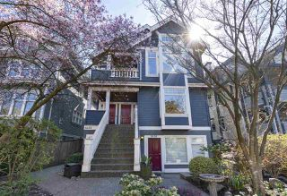 "Main Photo: 1616 GRANT Street in Vancouver: Grandview VE Townhouse for sale in ""Commercial Drive"" (Vancouver East)  : MLS®# R2361317"
