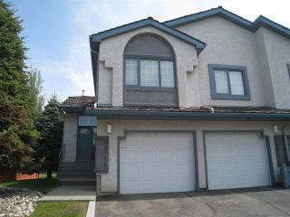 Main Photo: 1 1130 FALCONER Road in Edmonton: Zone 14 Townhouse for sale : MLS®# E4154524