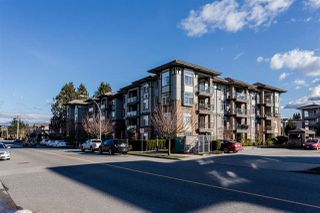 """Photo 1: 401 33338 MAYFAIR Avenue in Abbotsford: Central Abbotsford Condo for sale in """"The Sterling"""" : MLS®# R2384664"""