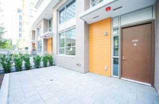 """Main Photo: 8130 NUNAVUT Lane in Vancouver: Marpole Townhouse for sale in """"W1 WEST TOWER"""" (Vancouver West)  : MLS®# R2385526"""