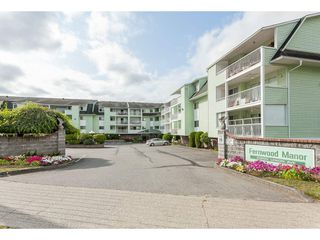 "Photo 1: 206 31850 UNION Avenue in Abbotsford: Abbotsford West Condo for sale in ""Fernwood Manor"" : MLS®# R2392804"