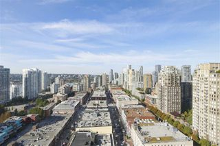 "Photo 4: 2609 977 MAINLAND Street in Vancouver: Yaletown Condo for sale in ""YALETOWN PARK 3"" (Vancouver West)  : MLS®# R2398459"