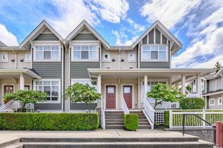 """Main Photo: 3231 PERROT Mews in Vancouver: Champlain Heights Townhouse for sale in """"Bordeaux"""" (Vancouver East)  : MLS®# R2463119"""