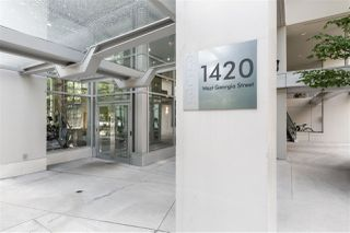 """Photo 19: 1205 1420 W GEORGIA Street in Vancouver: West End VW Condo for sale in """"GEORGE"""" (Vancouver West)  : MLS®# R2478970"""