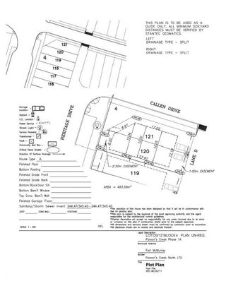 Photo 3: 217 Heritage Drive: Fort McMurray Land for sale : MLS®# A1038100
