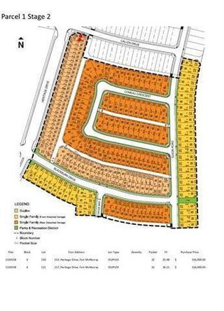 Photo 4: 217 Heritage Drive: Fort McMurray Land for sale : MLS®# A1038100