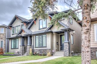 Main Photo: 2134 3 Avenue NW in Calgary: West Hillhurst Semi Detached for sale : MLS®# A1051190