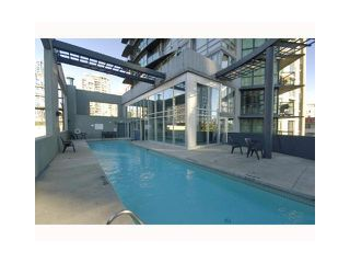 "Photo 9: 810 501 PACIFIC Street in Vancouver: Downtown VW Condo for sale in ""THE 501"" (Vancouver West)  : MLS®# V881976"