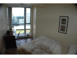 "Photo 6: 810 501 PACIFIC Street in Vancouver: Downtown VW Condo for sale in ""THE 501"" (Vancouver West)  : MLS®# V881976"
