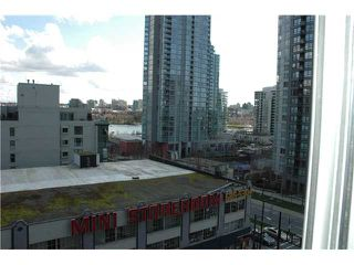 "Photo 7: 810 501 PACIFIC Street in Vancouver: Downtown VW Condo for sale in ""THE 501"" (Vancouver West)  : MLS®# V881976"