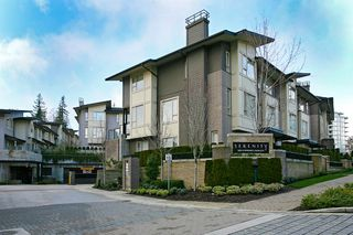 """Photo 16: 10 9229 UNIVERSITY Crescent in Burnaby: Simon Fraser Univer. Townhouse for sale in """"SERENITY"""" (Burnaby North)  : MLS®# V918055"""