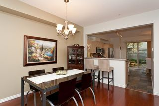 """Photo 6: 10 9229 UNIVERSITY Crescent in Burnaby: Simon Fraser Univer. Townhouse for sale in """"SERENITY"""" (Burnaby North)  : MLS®# V918055"""
