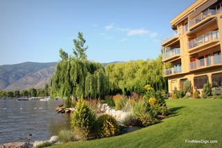 Photo 2: 201 2418 Lakeshore Drive in Osoyoos: Lakeside Drive, Osoyoos Condo for sale