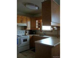 Photo 5: 451 MELBOURNE Avenue in WINNIPEG: East Kildonan Residential for sale (North East Winnipeg)  : MLS®# 1403957