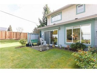 Photo 20: 1 515 Mount View Avenue in VICTORIA: Co Hatley Park Townhouse for sale (Colwood)  : MLS®# 334460