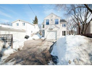 Photo 18: 443 Campbell Street in WINNIPEG: River Heights / Tuxedo / Linden Woods Residential for sale (South Winnipeg)  : MLS®# 1406257