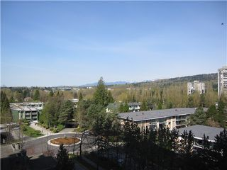 "Photo 9: 805 3980 CARRIGAN Court in Burnaby: Government Road Condo for sale in ""DISCOVERY I"" (Burnaby North)  : MLS®# V1058453"