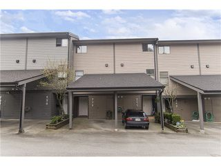 Photo 1: 238 BALMORAL Place in Port Moody: North Shore Pt Moody Townhouse for sale : MLS®# V1059438