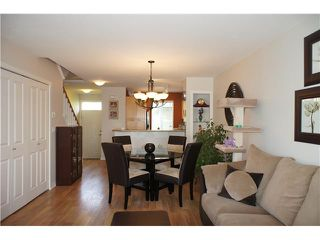 """Photo 8: 208 4238 ALBERT Street in Burnaby: Vancouver Heights Townhouse for sale in """"VILLAGIO"""" (Burnaby North)  : MLS®# V1068687"""