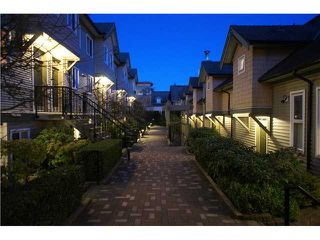 """Photo 20: 208 4238 ALBERT Street in Burnaby: Vancouver Heights Townhouse for sale in """"VILLAGIO"""" (Burnaby North)  : MLS®# V1068687"""