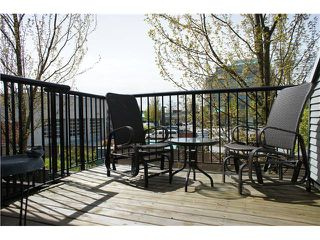 """Photo 17: 208 4238 ALBERT Street in Burnaby: Vancouver Heights Townhouse for sale in """"VILLAGIO"""" (Burnaby North)  : MLS®# V1068687"""