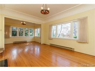 Photo 3: 1233 Palmer Rd in VICTORIA: SE Maplewood House for sale (Saanich East)  : MLS®# 697106
