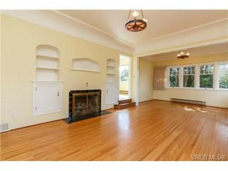 Photo 4: 1233 Palmer Rd in VICTORIA: SE Maplewood House for sale (Saanich East)  : MLS®# 697106