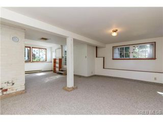 Photo 13: 1233 Palmer Rd in VICTORIA: SE Maplewood House for sale (Saanich East)  : MLS®# 697106