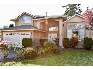 Photo 1: 8337 150TH Street in Surrey: Bear Creek Green Timbers House for sale : MLS®# F1441762
