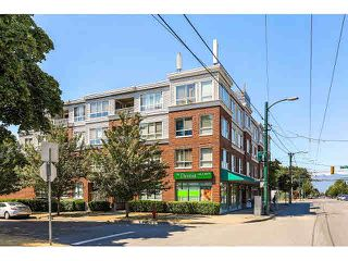 "Photo 1: 302 189 ONTARIO Place in Vancouver: Main Condo for sale in ""Mayfair"" (Vancouver East)  : MLS®# V1132012"