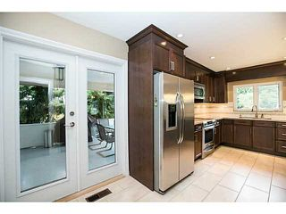 Photo 9: 1552 MARINE Crescent in Coquitlam: Harbour Place House for sale : MLS®# V1139955