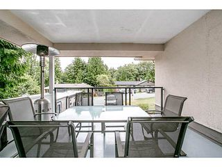 Photo 10: 1552 MARINE Crescent in Coquitlam: Harbour Place House for sale : MLS®# V1139955