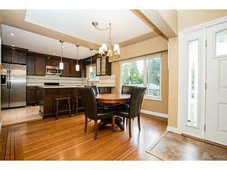Photo 5: 1552 MARINE Crescent in Coquitlam: Harbour Place House for sale : MLS®# V1139955