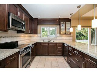 Photo 7: 1552 MARINE Crescent in Coquitlam: Harbour Place House for sale : MLS®# V1139955