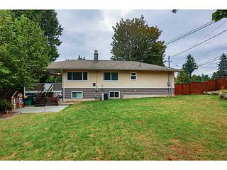Photo 19: 1552 MARINE Crescent in Coquitlam: Harbour Place House for sale : MLS®# V1139955