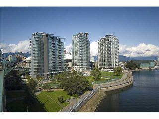 "Photo 19: 806 918 COOPERAGE Way in Vancouver: Yaletown Condo for sale in ""THE MARINER"" (Vancouver West)  : MLS®# R2000227"
