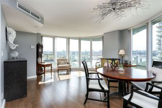 "Photo 6: 806 918 COOPERAGE Way in Vancouver: Yaletown Condo for sale in ""THE MARINER"" (Vancouver West)  : MLS®# R2000227"