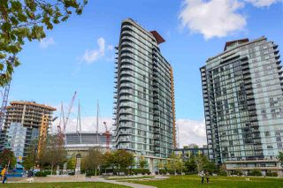 "Photo 1: 806 918 COOPERAGE Way in Vancouver: Yaletown Condo for sale in ""THE MARINER"" (Vancouver West)  : MLS®# R2000227"