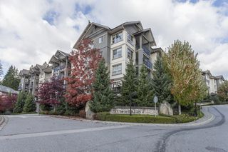 """Main Photo: 106 2958 WHISPER Way in Coquitlam: Westwood Plateau Condo for sale in """"SUMMERLIN"""" : MLS®# R2018187"""