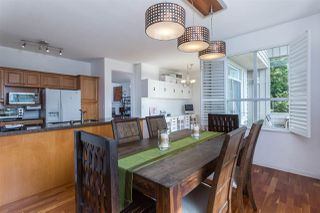 """Photo 10: 522 1485 PARKWAY Boulevard in Coquitlam: Westwood Plateau Townhouse for sale in """"SILVER OAK"""" : MLS®# R2064934"""