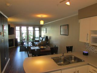 "Photo 4: 103 1966 COQUITLAM Avenue in Port Coquitlam: Glenwood PQ Condo for sale in ""PORTICA WEST"" : MLS®# R2065717"