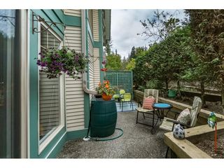 "Photo 18: 71 65 FOXWOOD Drive in Port Moody: Heritage Mountain Townhouse for sale in ""FOREST HILL"" : MLS®# R2103120"