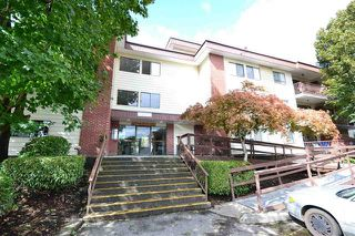 "Photo 1: 324 1909 SALTON Road in Abbotsford: Central Abbotsford Condo for sale in ""FOREST VILLAGE"" : MLS®# R2119876"